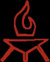 Firewok Drawn Logo